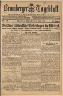 Bromberger Tageblatt. J. 40, 1916, nr 121