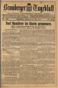 Bromberger Tageblatt. J. 40, 1916, nr 123