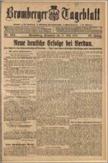 Bromberger Tageblatt. J. 40, 1916, nr 124