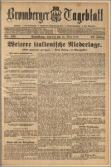Bromberger Tageblatt. J. 40, 1916, nr 125