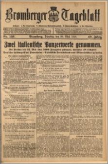 Bromberger Tageblatt. J. 40, 1916, nr 126