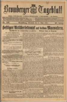 Bromberger Tageblatt. J. 40, 1916, nr 127