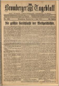 Bromberger Tageblatt. J. 40, 1916, nr 130