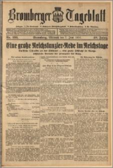 Bromberger Tageblatt. J. 40, 1916, nr 132