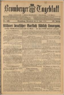 Bromberger Tageblatt. J. 40, 1916, nr 135