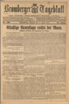 Bromberger Tageblatt. J. 40, 1916, nr 136