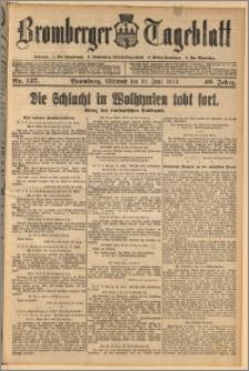 Bromberger Tageblatt. J. 40, 1916, nr 137