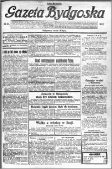 Gazeta Bydgoska 1922.07.26 R.1 nr 21