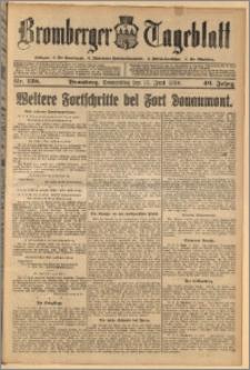 Bromberger Tageblatt. J. 40, 1916, nr 138