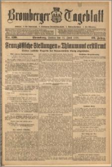 Bromberger Tageblatt. J. 40, 1916, nr 139
