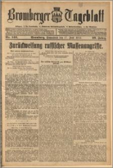 Bromberger Tageblatt. J. 40, 1916, nr 140