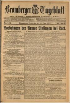 Bromberger Tageblatt. J. 40, 1916, nr 144