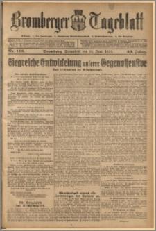 Bromberger Tageblatt. J. 40, 1916, nr 146