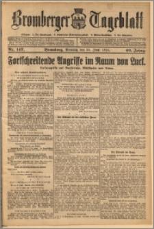 Bromberger Tageblatt. J. 40, 1916, nr 147