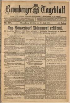 Bromberger Tageblatt. J. 40, 1916, nr 148