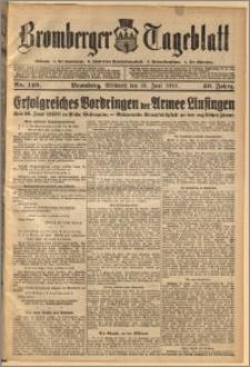 Bromberger Tageblatt. J. 40, 1916, nr 149