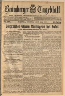 Bromberger Tageblatt. J. 40, 1916, Nr150