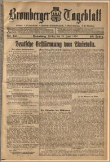 Bromberger Tageblatt. J. 40, 1916, nr 151
