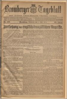 Bromberger Tageblatt. J. 40, 1916, nr 155