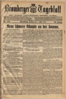 Bromberger Tageblatt. J. 40, 1916, nr 157