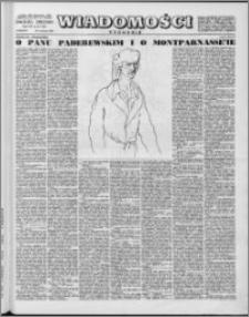Wiadomości, R. 14 nr 38 (703), 1959