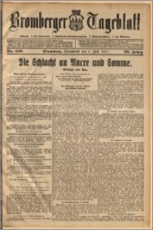 Bromberger Tageblatt. J. 40, 1916, nr 158