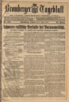 Bromberger Tageblatt. J. 40, 1916, nr 159