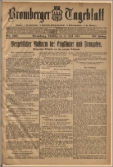 Bromberger Tageblatt. J. 40, 1916, nr 160