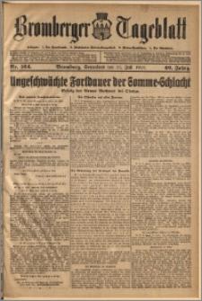 Bromberger Tageblatt. J. 40, 1916, nr 164