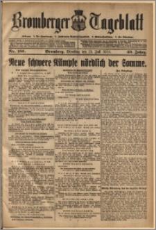 Bromberger Tageblatt. J. 40, 1916, nr 166