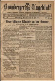 Bromberger Tageblatt. J. 40, 1916, nr 170