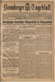 Bromberger Tageblatt. J. 40, 1916, nr 173