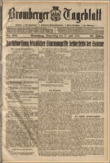 Bromberger Tageblatt. J. 40, 1916, nr 174