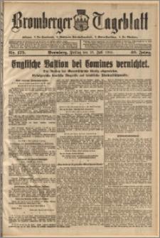 Bromberger Tageblatt. J. 40, 1916, nr 175