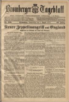 Bromberger Tageblatt. J. 40, 1916, nr 180
