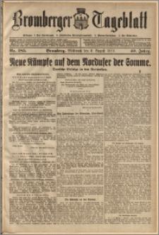 Bromberger Tageblatt. J. 40, 1916, nr 185