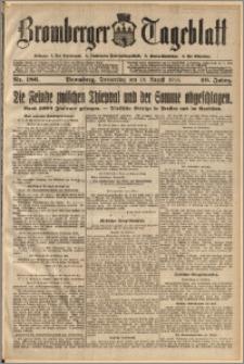 Bromberger Tageblatt. J. 40, 1916, nr 186