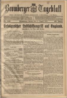 Bromberger Tageblatt. J. 40, 1916, nr 187