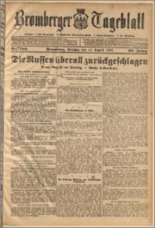 Bromberger Tageblatt. J. 40, 1916, nr 189