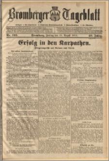 Bromberger Tageblatt. J. 40, 1916, nr 193