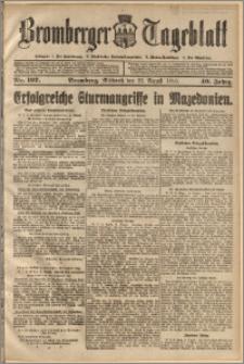 Bromberger Tageblatt. J. 40, 1916, nr 197