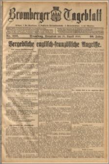 Bromberger Tageblatt. J. 40, 1916, nr 200