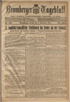Bromberger Tageblatt. J. 40, 1916, nr 211