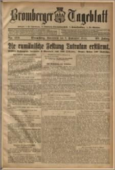 Bromberger Tageblatt. J. 40, 1916, nr 212