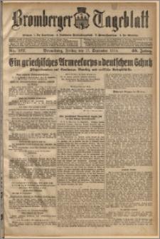 Bromberger Tageblatt. J. 40, 1916, nr 217