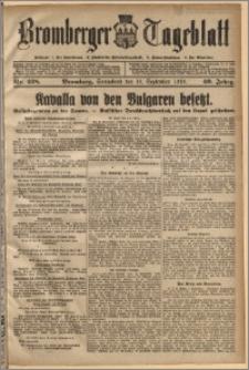 Bromberger Tageblatt. J. 40, 1916, nr 218
