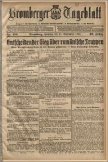 Bromberger Tageblatt. J. 40, 1916, nr 219