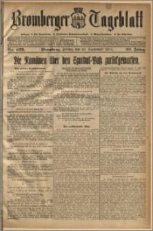 Bromberger Tageblatt. J. 40, 1916, nr 223
