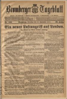 Bromberger Tageblatt. J. 40, 1916, nr 226
