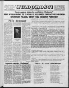 Wiadomości, R. 14 nr 41 (706), 1959